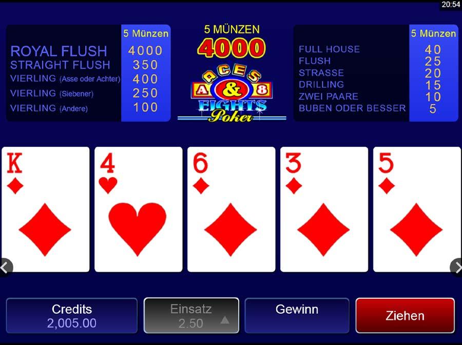 Aces And Eights Vorschau