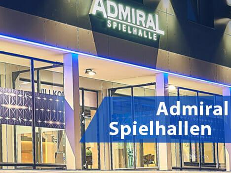 Admiral Spielhallen