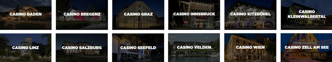 Casinos Austria Spielbanken