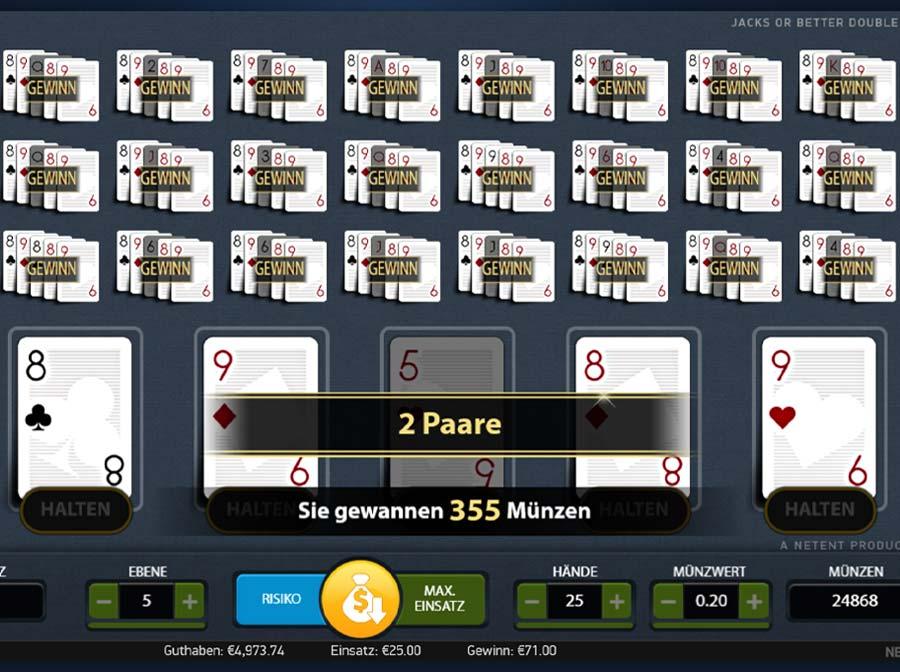 Double Up Poker Vorschau