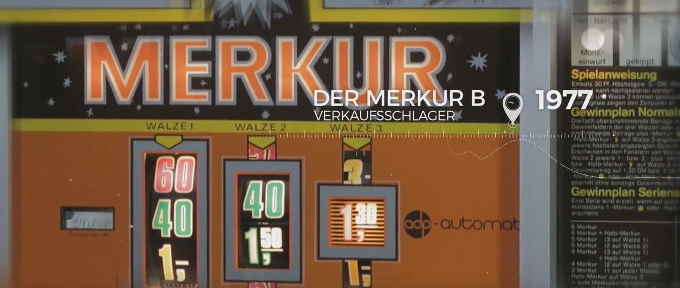 Merkur Automat 1972
