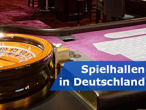 Spielhallen In Deutschland Logo