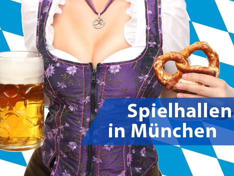Spielhallen In München