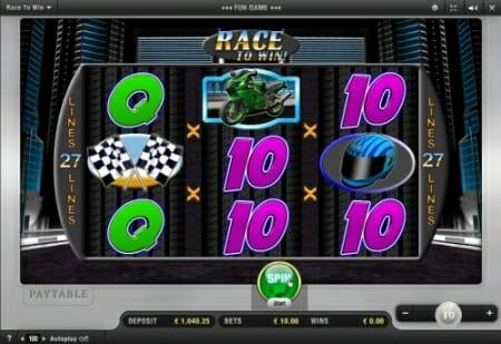 Race 2 Win Online Spielen
