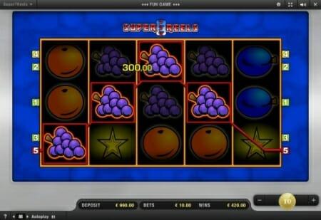 Super 7 Reels Online Spielen