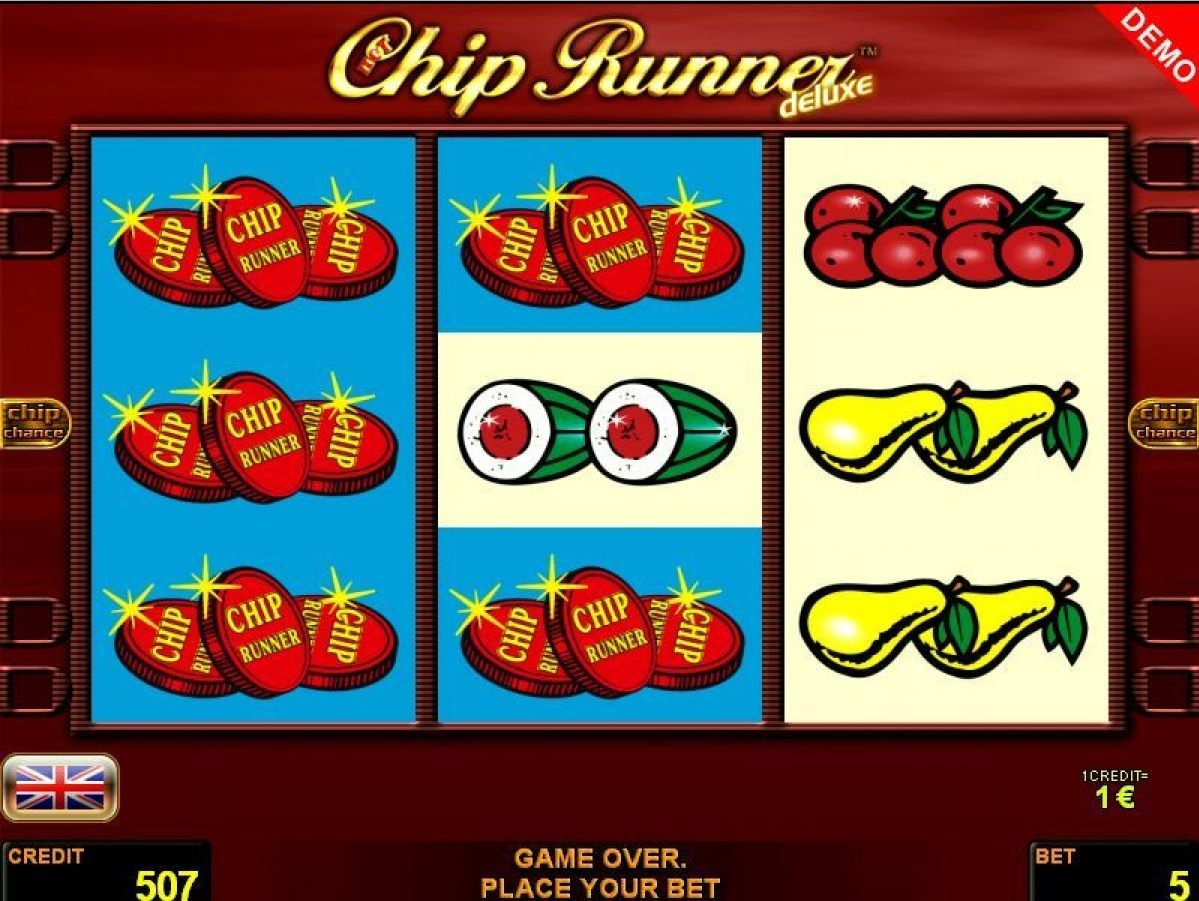 Hot Chip Runner Deluxe