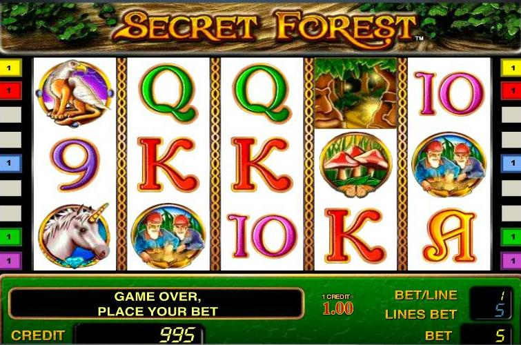 Secret Forest1