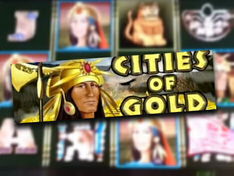 Cities Of Gold Logo