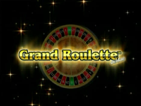 Grand Roulette Deluxe Logo