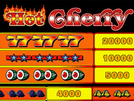 Hot Cherry Logo
