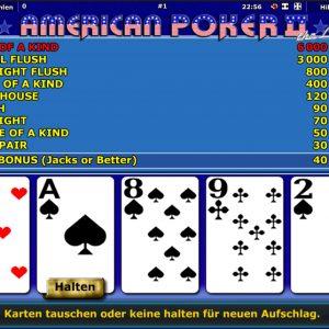 Novoline-american-poker-ii-gewinne