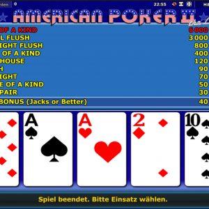 Novoline-american-poker-ii-videopoker