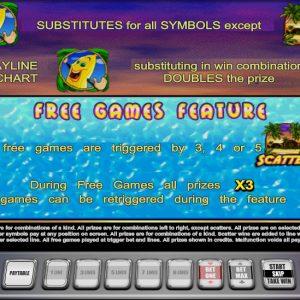 Novoline-banana-splash-bonus