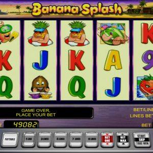 Novoline-banana-splash-spielautomat
