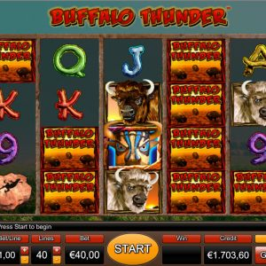 Buffalo Thunder Slots Online - Novomatic Gratis Spielen