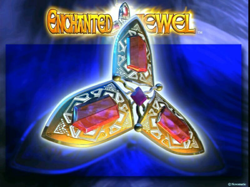 Novoline Enchanted Jewel Logo