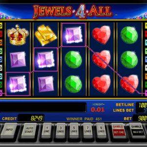 Novoline-jewels-4-all-spielautomat