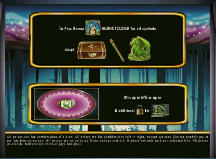 Novoline-magic-money-bonus