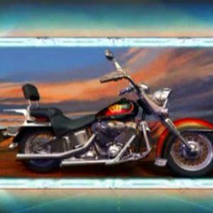 Novoline-reel-riders-motorrad