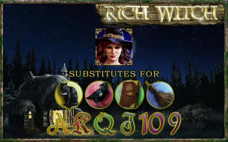 Novoline-rich-witch-wild
