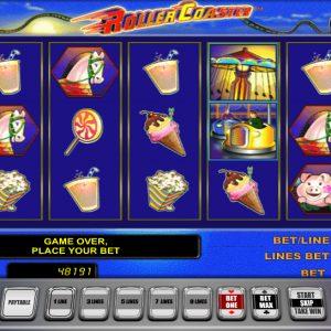 Novoline-roller-coaster-spielautomat