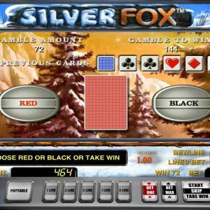 Novoline-silver-fox-risiko