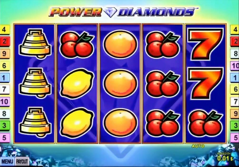 Power Diamonds Vorschau