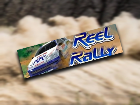 Reel Rally Logo
