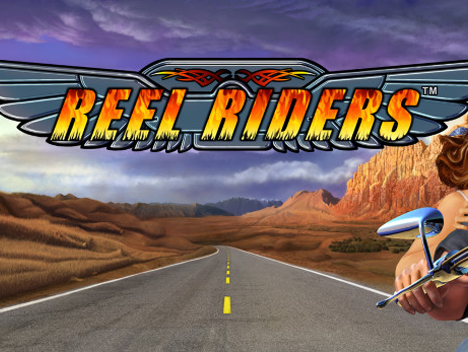 Reel Riders Logo