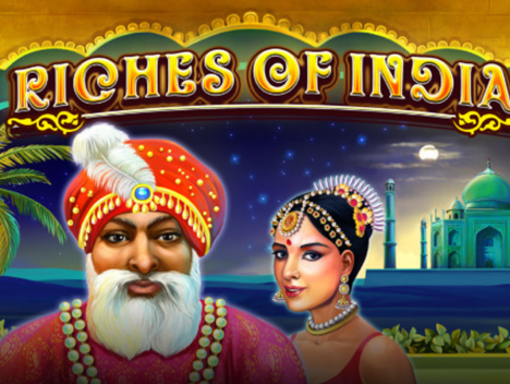 Riches Of India Deluxe Logo