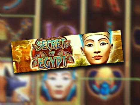 Secret Of Egypt Logo