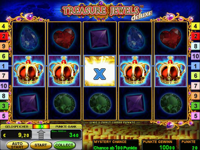 Treasure Jewels Deluxe