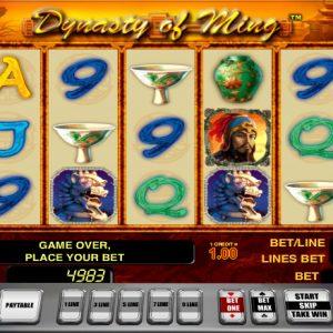 Novoline-the-ming-dynasty-spielautomat