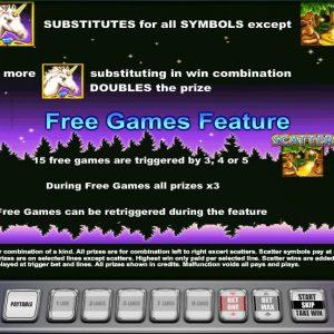 Novoline-unicorn-magic-feature