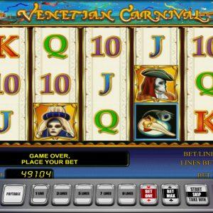 Novoline-venetian-carnival-spielautomat