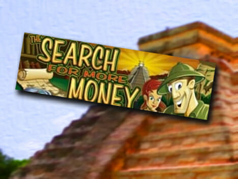 The Search For Money Logo