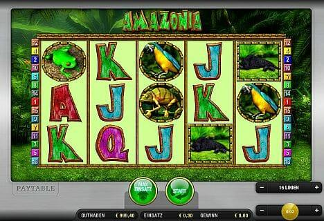 Amazonia Spiel