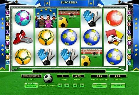 Euro Reels Spielen