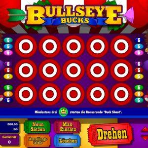 Bullseye Bucks Vorschau