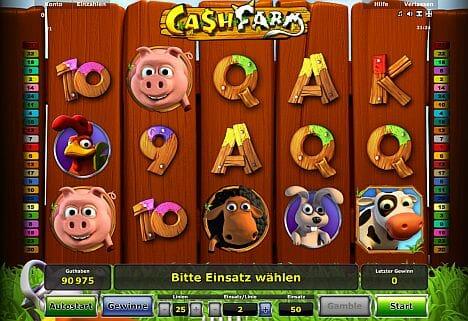 Cash Farm Spielen