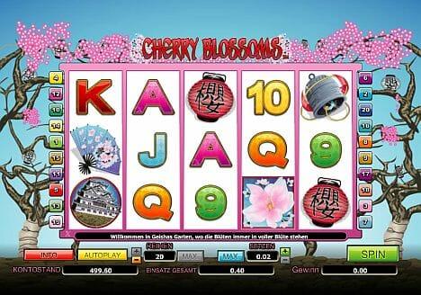 Cherry Blossoms Spielen