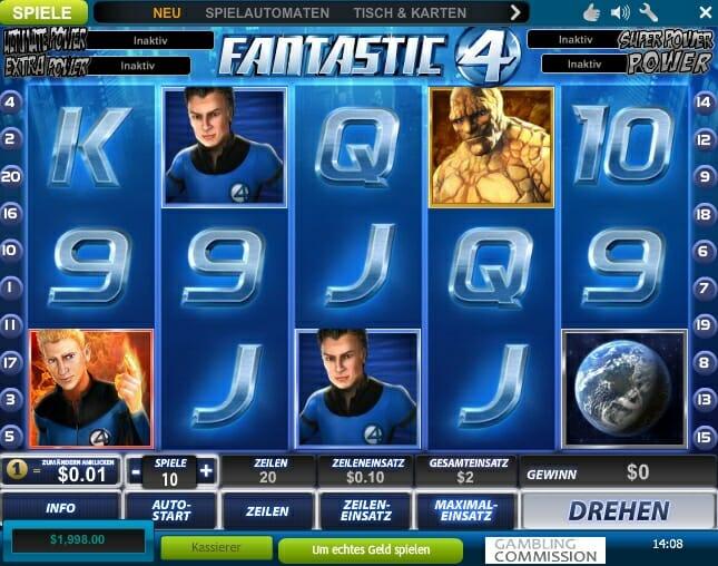 Fantastic Four Vorschau