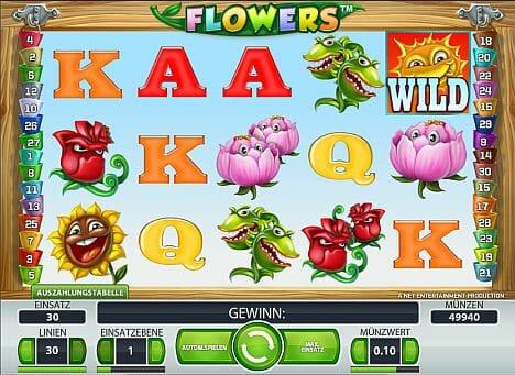 Flowers Online Spielen