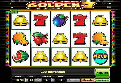 Golden 7s Spielen