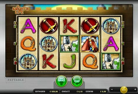Spiele Knights And Maidens - Video Slots Online