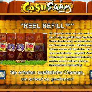 Novoline-cash-farm-bonus