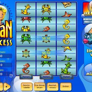Ocean Princess Gewinn