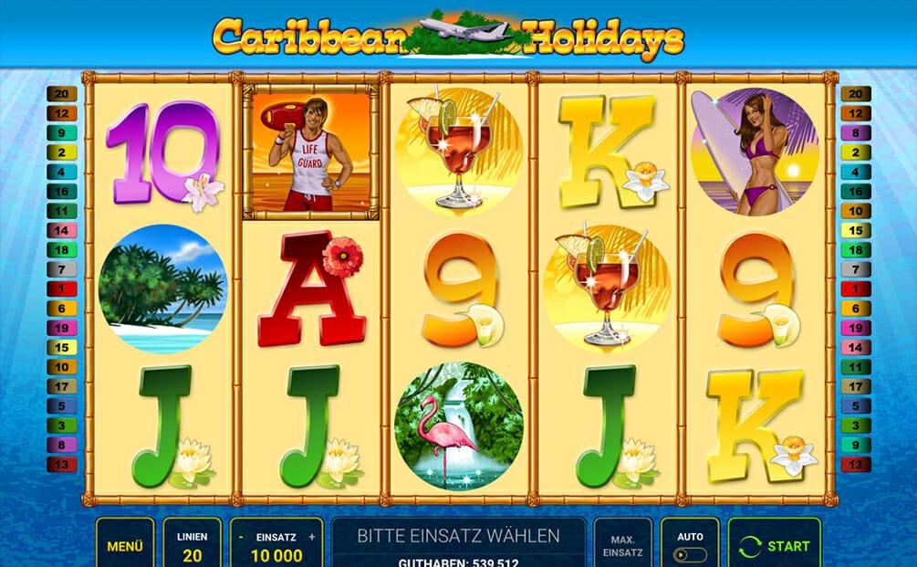 Caribbean Holidays Vorschau