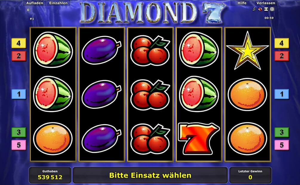 Diamond 7 Vorschau