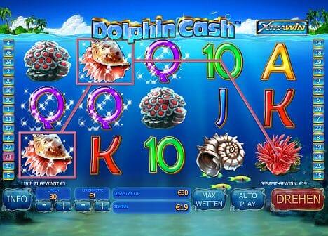 Dolphin Cash Online Spielen